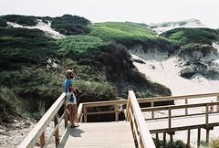 beach day (life in a tupperwear) Tags: beach summer summeday analogue 35mm pentax