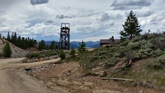 Mining Ruins along Route of the Silver Kings, Leadville, CO 2 (27) (chfstew) Tags: chfstew colorado colakecounty ruins