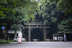 walk tokyo (Flutechill) Tags: tokyo tokyoprefecture travel tourist town city citylife meijishrine meijijingu traveldestinations life japan jap