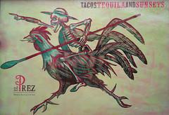 Tacos Tequila and sunsets (raffaele pagani) Tags: oceanbeachsandiego ob sandiego calofornia unitedstates spiaggia mare oceano oceanopacifico pacificocean canon murale