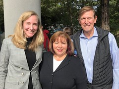 """Spanberger canvass in Spotsylvania • <a style=""""font-size:0.8em;"""" href=""""http://www.flickr.com/photos/117301827@N08/45139231794/"""" target=""""_blank"""">View on Flickr</a>"""