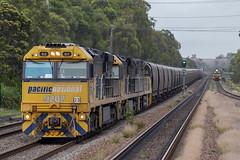 NB506 @ Metford (Electric Motive) Tags: train trains trainspotting locomotive loco