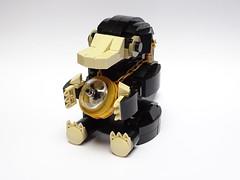 Niffler version 2.0 (LuisPG2015) Tags: brickbuiltclock niffler lego