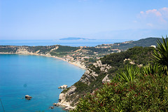 (marlon.freiberger) Tags: korfu urlaub afionas bergdorf arillas beach strand felsen gestein landschaft meer natur ozean