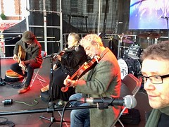 Govannen @ Newark Christmas Lights switch on. (unclechristo) Tags: govannen chrisconway
