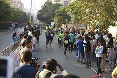 Vasai-Virar Full Marathon Winner 2018(3rd Prize) - Samroo Yadav(Bib no.15,time:02:23:04)