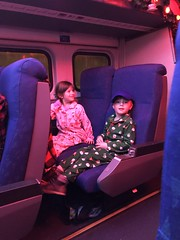 "Inde and Paul on the Polar Express • <a style=""font-size:0.8em;"" href=""http://www.flickr.com/photos/109120354@N07/45527616595/"" target=""_blank"">View on Flickr</a>"