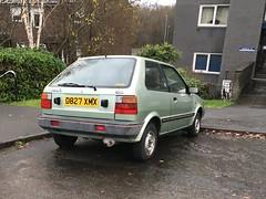 Nissan Micra K10 1.0 SGL (auto) (VAGDave) Tags: nissan micra k10 10 sgl auto 1986