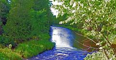 Mattawamkeag River (RockN) Tags: dusk mattawamkeagriver august2016 islandfalls maine newengland