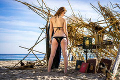 Golden Ratio Composition Photography Redhead Venus! Pretty Swimsuit Bikini Model Goddess! Sony A7 R & Carl Zeiss Sony Sonnar T* FE 55mm f/1.8 ZA Lens Bokeh! Pretty Red Hair Model! Malibu Beach Spring Summer Photos! Bikini Surf Girl Lifestyle Portraiture (45SURF Hero's Odyssey Mythology Landscapes & Godde) Tags: golden ratio composition photography redhead venus pretty swimsuit bikini model goddess sony a7 r carl zeiss sonnar t fe 55mm f18 za lens bokeh red hair malibu beach spring summer photoshoot surf girl lifestyle portraiture beautiful high res
