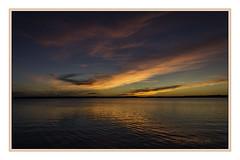summer days sunset (TAC.Photography) Tags: lakesainthelen puremichigan sunset lake water summer summertime vacation d7100 tomclarknet tacphotography nikon nikoncamera
