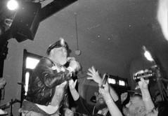 2018-11-07-0003 (fille_ennuyeuse) Tags: limp wrist hardcore punk black white film delta 3200 iso 35mm oakland san francisco queer resistance racing tracklocross martin surrondeguy ruby dave jean pierce ian avalanche