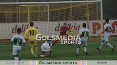 Cadetes. Villarreal CF 2-0 Elche CF (10/11/2018), Jorge Sastriques