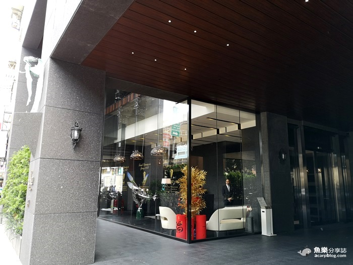 【台北萬華】宿之酒店Suz & Catorze │西門町頂級住宿│270度絕美淡水河畔景觀飯店 @魚樂分享誌