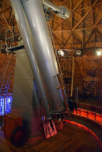 2019_Fiesta Bowl Vacation_Flagstaff_Lowell Observatory_4