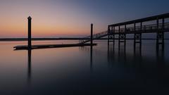 Momentos de verano... (protsalke) Tags: sunset colors landscape luces dreams atardecer seascape sea cielo mar lights dock bahia blue sky beautiful coast waterscape