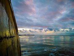 Sea Wall (@bill_11) Tags: england isleofthanet kent pegwellbay sunrise unitedkingdom ramsgate gb