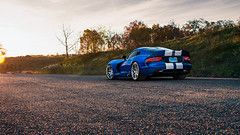 DODGE VIPER 3 (Arlen Liverman) Tags: exotic maryland automotivephotographer automotivephotography aml amlphotographscom car vehicle sports sony a7 a7iii dodge viper sunset twilight
