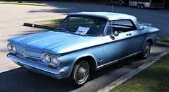 1964 Chevrolet Corvair Monza (patrick cleere) Tags: patrickc5 patrickcleere patrickcleerephotgraphy automobile automotive car cars meet show 1964 chevrolet corvair monza