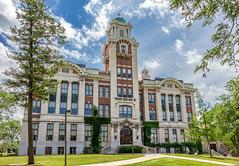 Lyman Hall (Eridony (Instagram: eridony_prime)) Tags: syracuse onondagacounty newyork universityhill university privateuniversity campus syracuseuniversity constructed1907