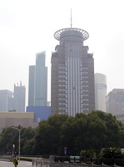 (Even more) Skyscrapers in Shanghai (SpirosK photography) Tags: shanghai china κίνα σανγκάη city urban middlekingdom pudong economiccenter skyscraper architecture tallbuilding