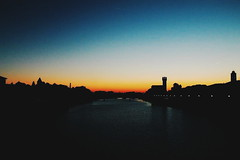 Shadows (gius_laino) Tags: acqua water europe explosion reflections travel trip tramonto tuscany sky skyline city journey holidays sunset lungarno cielo pisa fiume shades river blue