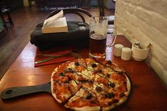 Cork Pizza (lazy south's travels) Tags: cork ireland irish europe european countycork bar restaurant ale beer food pizza