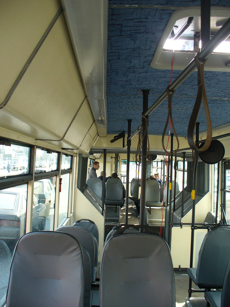 фото: _20060406_147_Moscow trolleybus VMZ-62151 6000 test run interior