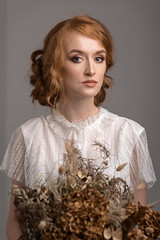 SOK_0656-Edit (KirillSokolov) Tags: girl portrait redhead russia nikon studio longhairдевушка портрет рыжая россия иваново кириллсоколов
