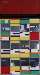 The Colorium (Logris) Tags: architecture architektur colors colorium building gebäude düsseldorf dusseldorf medienhafen
