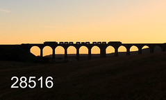 robfrance5d2_28516_280918_x37059_x37069_ribblehead_viaduct_3j11_drs_nr_edr16lr6pse15coefx4weblowres (RF_1) Tags: 12csvt 2018 37 37059 37069 adhesion autumn britain british class37 dales diesel directrailservices drs dusk ee england englishelectric freight haulage hauling leavesonline loco locomotive locomotives nds networkrail networkrailnationaldeliveryservice nucleardecommissioningauthority rail railfreight railheadtreatmenttrain railroad rails railway railwayviaduct railways rhtt ribblehead ribbleheadviaduct rural sc sandite settlecarlisle silhouette silhouettes slippery sunset sunsets train trains transport uk unitedkingdom viaduct watercannon yorkshire