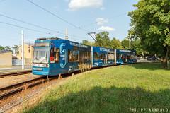 MGT6D 659 Linie 5 Bad Dürrenberg (IMG_4408-2) (philipp138) Tags: mgt6d überlandbahn strasenbahn duewag adtranz dwa dürrenberg