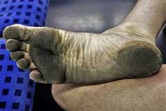 dirty city feet 194 (dirtyfeet6811) Tags: feet foot sole barefoot dirtyfeet dirtyfoot dirtysole blacksole cityfeet