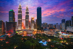 Kuala Lumpur city (Patrick Foto ;)) Tags: 2018 architecture asia asian blue building buildings business capital center cities city cityscape destinations district downtown dusk famous kl klcc kuala landmark landscape lumpur malaysia modern night nightlife office park petronas place scene scenics shopping sky skyline skyscraper sunset tall tallest tourism tourist towers travel twilight twin urban view world kualalumpur wilayahpersekutuankualalumpur my