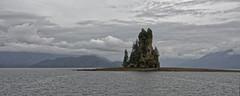 New Eddystone Rock (GEMLAFOTO) Tags: ketchican behmcanal neweddystonerock alaska georgevancouver captaingeorgevancouver