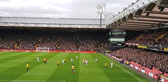 Watford v Palace (FA Cup 2019) (Paul-M-Wright) Tags: crystal palace versus watford vicarage road football stadium ground fa cup quarter final 16 march 2019 cpfc wfc
