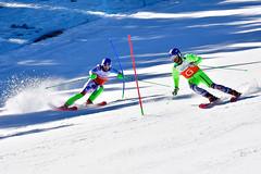 La Molina 2019 World Para Alpine Skiing World Cup - Day 5 (Paralympic) Tags: harausmiroslav guidehudikmaros b2 svk wpas2019alpineskiingworldcup lamolina spain alpineskiing parasport slalom