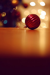 (decemberGirl.) Tags: christmas newyear bauble ornament decoration bokeh helios44m winter