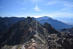 Views from the Roque de los Muchachos (PLawston) Tags: spain canary islands la palma roque de los muchachos caldera taburiente parque nacional mountains tenerife gomera el hierro