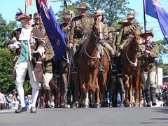 WWI Light Horse Cavalry Re-enactors (Serendigity) Tags: anzacday australia lighthorse maleny queensland sunshinecoast commemoration exservicemen hinterland horses march parade reenactors