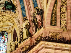 pintura mural interior Real Basilica de San Francisco el Grande Madrid (Rafael Gomez - http://micamara.es) Tags: pintura mural interior real basilica de san francisco el grande madrid