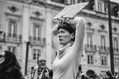 _MG_0070 (neves.joao) Tags: troika imf demonstration manifest manifestation lisbon economics streetphotography europe portugal austerity protest political democracy socialchange crowd canonef2470mml bw blackandwhite