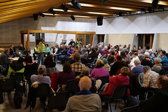 60ème jour (Marion Lavabre) Tags: giletsjaunes sainthippolytedufort monoblet réunion