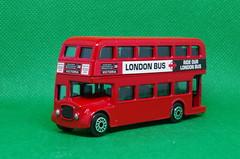 IMGP7369 (Steve Guess) Tags: poundland funtastic lodekka loline bus model 187 ho