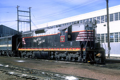 CB&Q SD9 371 (Chuck Zeiler48Q) Tags: cbq sd9 371 burlington railroad emd locomotive lincoln train chuckzeiler chz