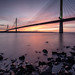 Queensferry Crossing Sunset