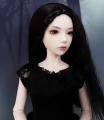 (claudine6677) Tags: bjd msd ball jointed doll asian dolls iplehouse asa puppe sammlerpuppe jid