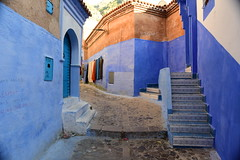 Chefchaouen, Morocco, January 2019 D810 625 (tango-) Tags: chefchaouen bluecity villaggioblu bluevillage morocco maroc 摩洛哥 marruecos марокко المغرب
