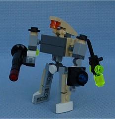 Zero Delegator (Mantis.King) Tags: lego legogaming legomecha legowargaming moc mechaton microscale mobileframezero mf0 mfz mecha mech scifi futuristic wargames zero