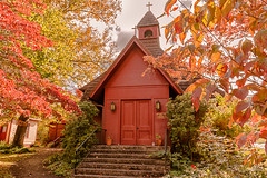 Christ Episcopal Church (Back Road Photography (Kevin W. Jerrell)) Tags: churches christianity episcopal autumn autumncolors backroadphotography nikond7200 colorful wisecounty bigstonegap virginia faith historic nationalregisterofhistoricplaces oldchurches oldbuildings